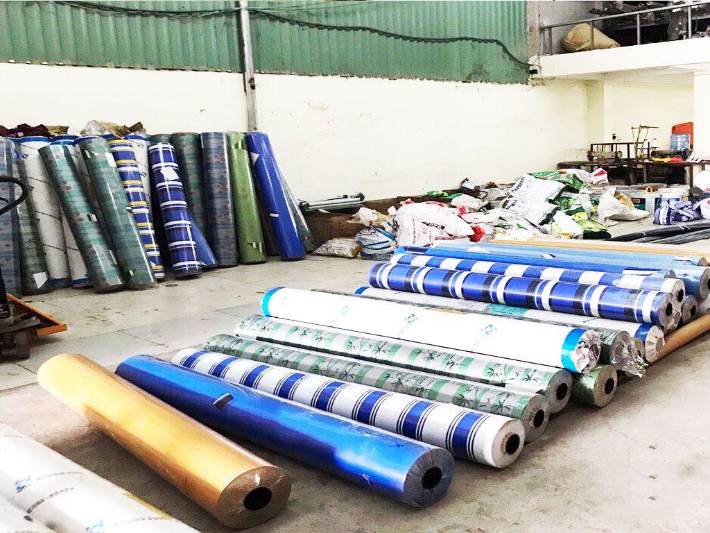 Cung Cấp Bạt Xanh Cam Che Phủ Hàng Hóa, Bạt Che Mưa, Bạt Phơi Nông Sản Giá Rẻ Tại Biên Hòa