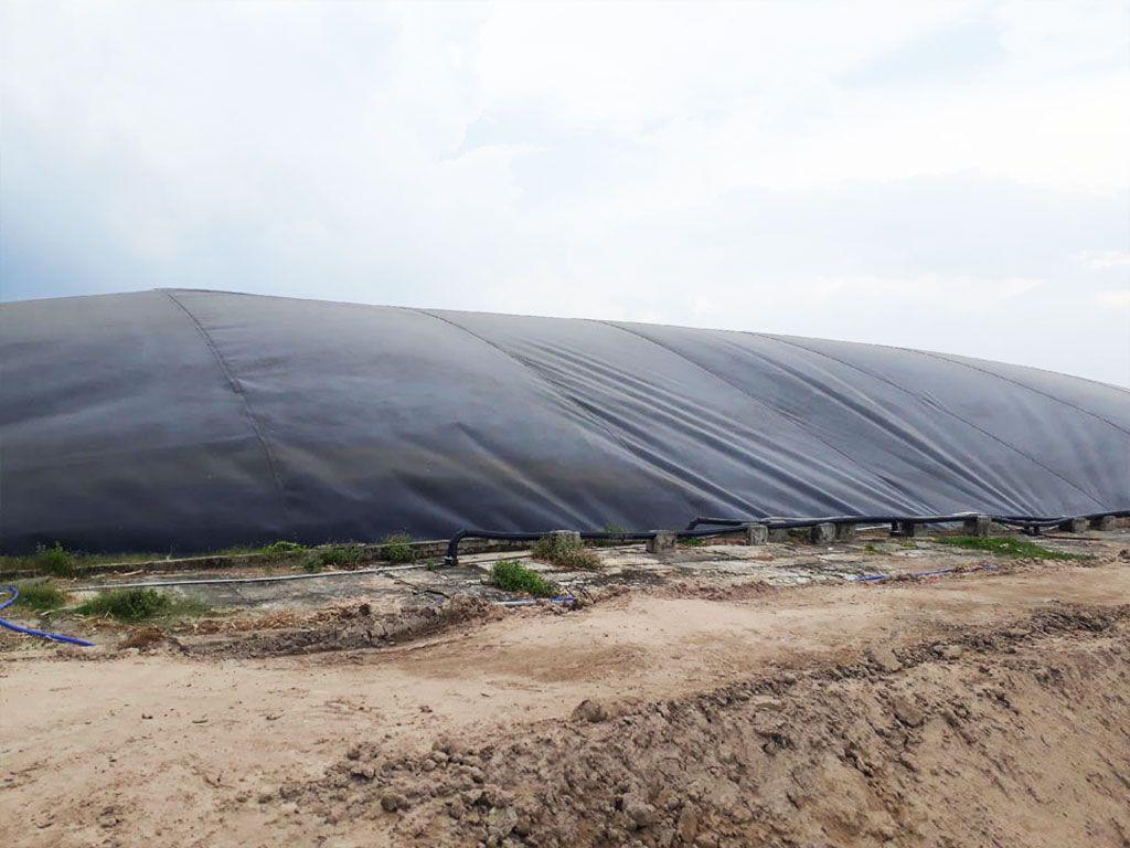 Bạt Nhựa HDPE Lót Ao Hồ Chứa Nước Nuôi Cá Tại Đắk Lắk