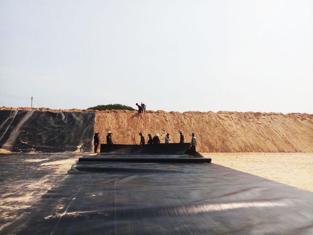 Địa Chỉ Bán Bạt Lót Hồ Chứa Nước Giá Rẻ Tại Bà Rịa, Bạt HDPE Lót Ao Chứa Nước Nuôi Cá