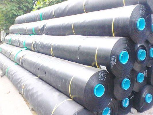 Bán Bạt Nhựa HDPE Lót Ao Hồ Chứa Nước Tưới Cây, Nuôi Cá Tại Gia Lai, Màng Chống Thấm HDPE Giá Rẻ