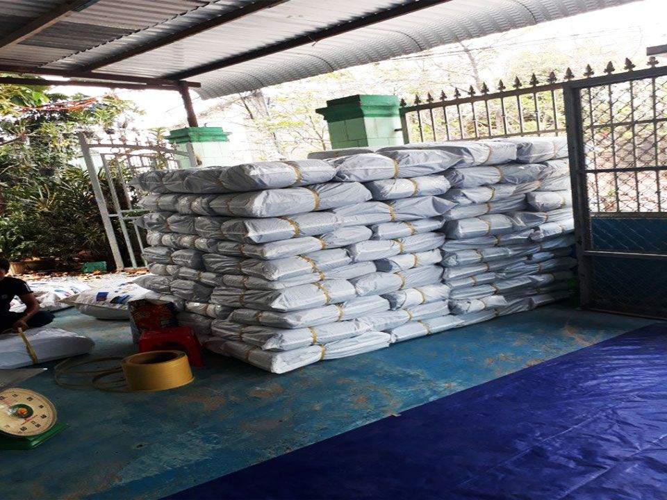 Cung Cấp Bạt Xanh Cam Che Phủ Hàng Hóa, Bạt Che Mưa, Bạt Phơi Nông Sản Giá Rẻ Tại Bình Định - Phú Yên
