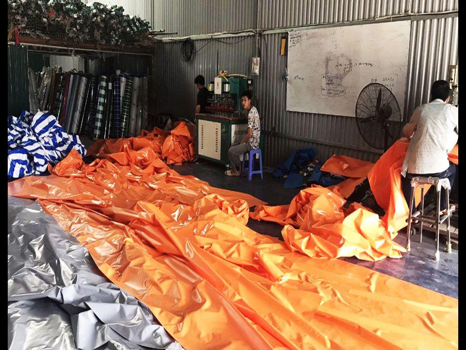 Cung Cấp Bạt Xanh Cam Che Phủ Hàng Hóa, Bạt Phơi Nông Sản Giá Rẻ Tại Đắk Lắk