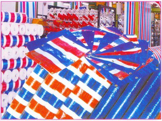 Cung Cấp Bạt Xanh Cam Che Phủ Hàng Hóa, Bạt Che Mưa, Bạt Phơi Nông Sản Giá Rẻ Tại Tây Ninh - Củ Chi
