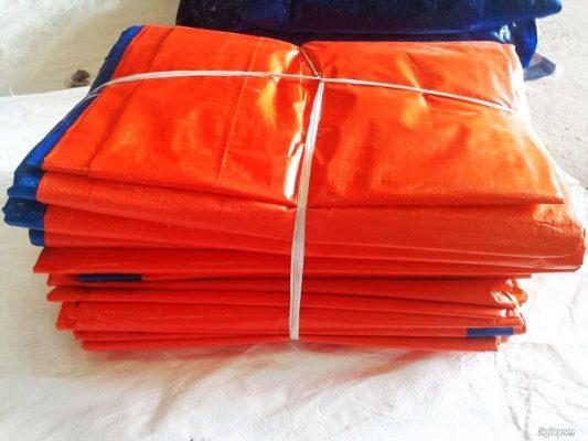 báo giá bạt xanh cam, bạt xanh cam, bạt xanh cam 2 da, giá rẻ,tphcm