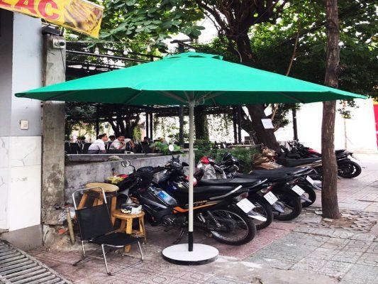 Cung Cấp Dù Che Nắng Ngoài Trời, Quán Cafe, Che Mưa, Dù Lệch Tâm, Dù Đứng Tâm Giá Rẻ Tại Kiên Giang