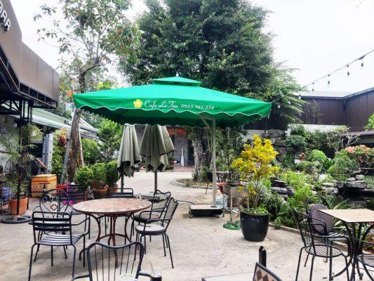 Cung Cấp Dù Che Nắng Ngoài Trời, Quán Cafe, Che Mưa, Dù Lệch Tâm, Dù Đứng Tâm Giá Rẻ Tại Đồng Nai - Biên Hòa