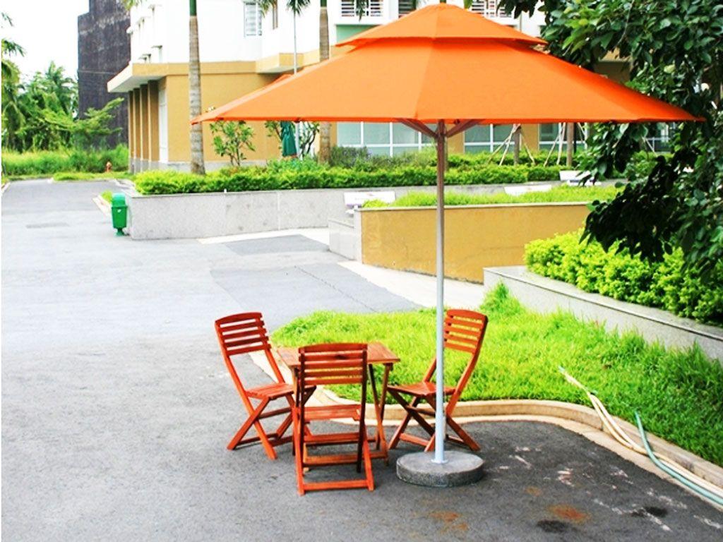 Bán Dù Che Nắng Quán Cafe Giá Rẻ, Sỉ Lẻ Dù Che Nắng Ngoài Trời TPHCM