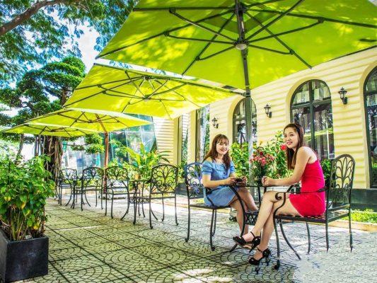 Cung Cấp Dù Che Nắng Ngoài Trời, Quán Cafe, Che Mưa, Dù Lệch Tâm, Dù Đứng Tâm Giá Rẻ Tại Tiền Giang