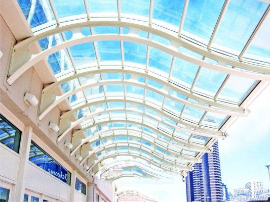Báo Giá Thi Công Lắp Đặt Mái Che Lấy Sáng Polycarbonate Tại TPHCM